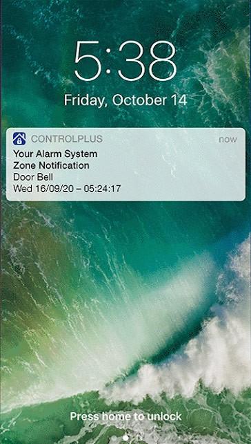 Matrix Security Remote Signalling AlarmIntruder Alarms and Logo