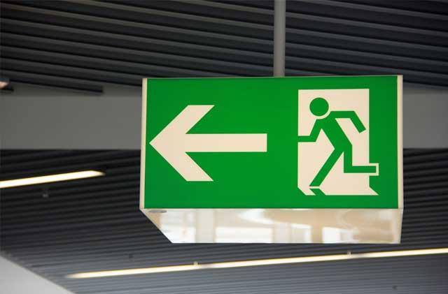 MAtrix Security Sussex - Emergency Lighting