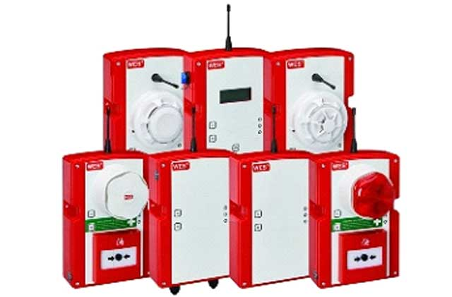 Matrix Wireless Fire Alarm